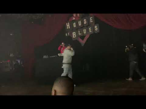 Shoreline Mafia Live Paid in Full Tour House of Blues Chicago 11/17/19