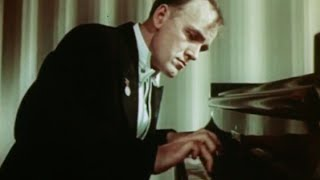 Sviatoslav Richter plays Chopin Scherzo no. 2, op. 31 - video 1953