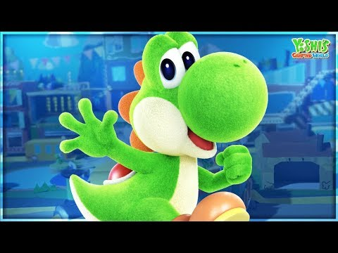 YOSHI'S CRAFTED WORLD Demo - Nintendo Switch