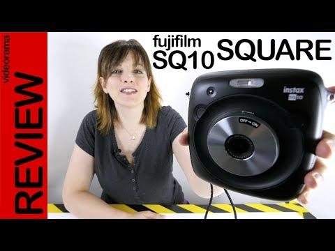 Fujifilm Instax Square SQ10, review -la sorprendente cámara instantánea digital-