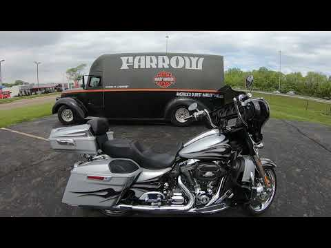 2015 Harley-Davidson CVO Street Glide FLHXSE