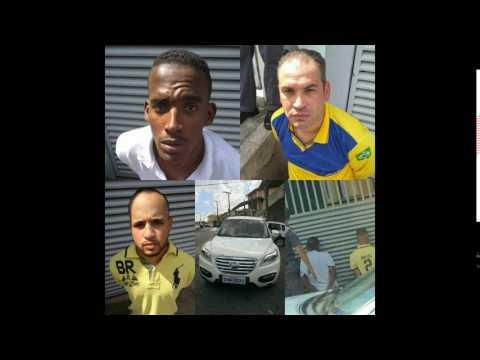 PM prende bandidos acusados de vários crimes no Monte Alegre, em Taboão