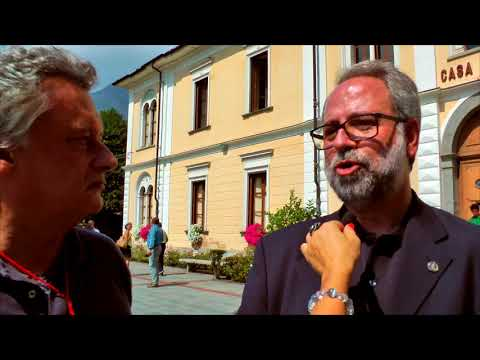 Preview video Sinodo 2017: Moderatore Eugenio Bernardini