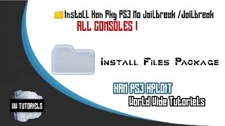 How To Jailbreak Your PS3 4 84 easily in 2019 | no mini web