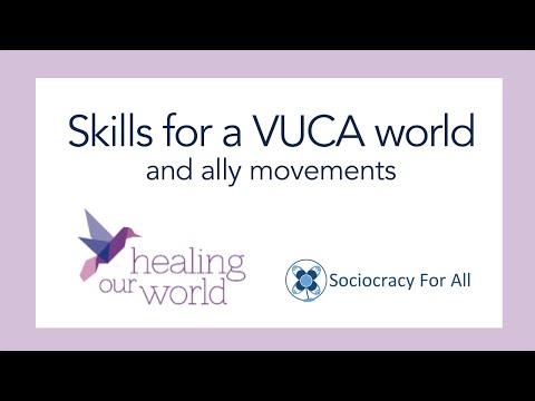 Skills for a VUCA world