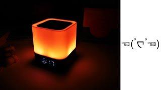 #Gadget Time: Bluetooth Lautsprecher + RGB Lampe + Power Bank +