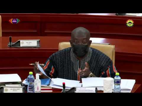 Vetting of Minister-Designate for Information Kojo Oppong Nkrumah - Ministerial Vetting 2021