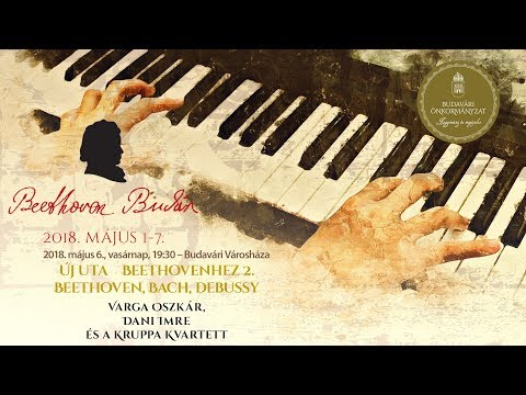 Beethoven Budán 2018 - Új utak Beethovenhez 2. - video preview image