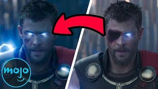 10 Times Marvel Trailers Lied To You