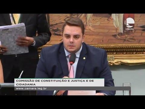 Constituição e Justiça - Discussão e votação de propostas - 02/10/2019 - 10:42