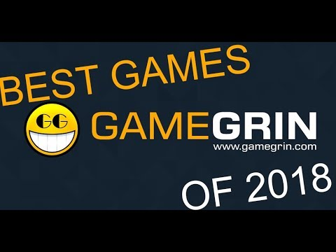 GameGrin's 2018 Gaming Roundup