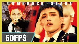 60FPS 1080P | ATEEZ (에이티즈)   WONDERLAND  Show! Music Core 20191012