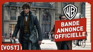 Trailer of Les Animaux fantastiques : Les Crimes de Grindelwald (2018)