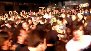 36 Crazyfists Wall Of Death @Razzmatazz 22-06-10