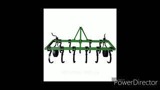 Культиватор сплошной обработки 1,8м Bomet Польша пружинные лапы от компании VIN-TIK - видео