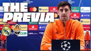 ⚡ THE PREVIA   Real Madrid vs Shakhtar Donetsk