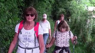 KBO Vaesrade=wandeling Schinnen 29.07.16