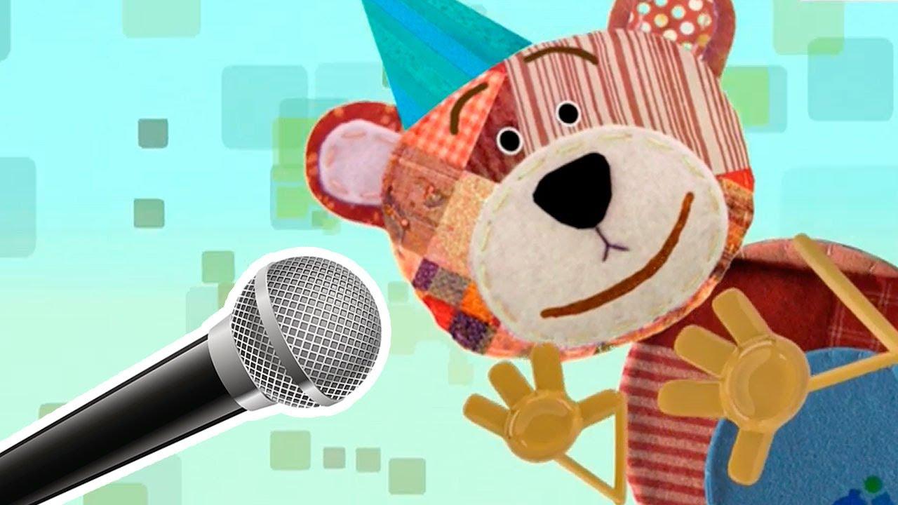 Cumpleaños Feliz. Karaoke para niños