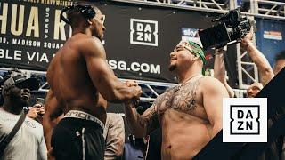 Joshua vs. Ruiz Jr. Undercard Livestream