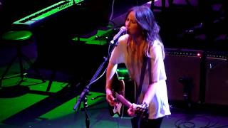 KT Tunstall - The Entertainer live at Terminal 5, NYC [12/19]