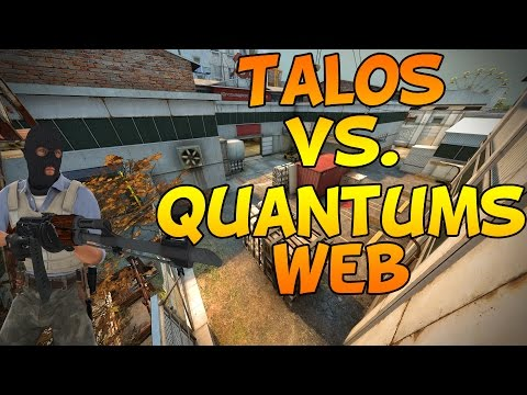 Talos (Beta) vs Quantum's Web   99 Damage Liga   Team Talos