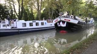 Cruise the Bordeaux Region Aboard the 8 Passenger Hotel Barge Rosa