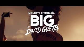 BIG by David Guetta at Ushuaa Ibiza Beach Hotel