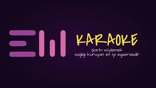 SON VERDIM KALBIMIN ISINE Karaoke