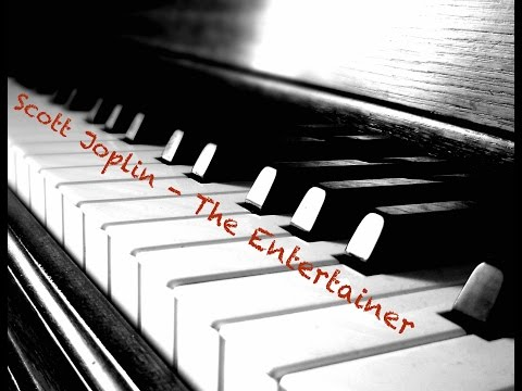 Scott Joplin - The Entertainer