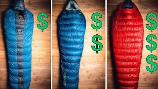 3 BEST SLEEPING BAGS FOR EVERY BUDGET - The internet was RIGHT!