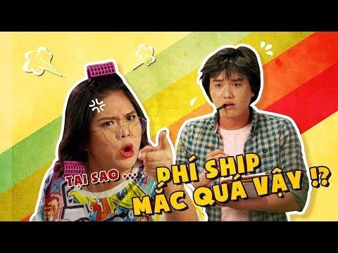 CHI PHÍ SHIP HÀNG QUÁ CAO !?