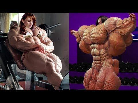 Lanatomie du muscle de la personne de vidéo