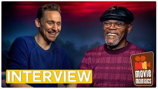 Том Хиддлстон, Kong: Skull Island | Who would survive? Tom Hiddleston, Samuel L. Jackson Interview