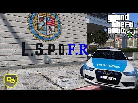 Download Gta 5 Lspd Fr 046 Uniquelifes Deutsch Grand Theft