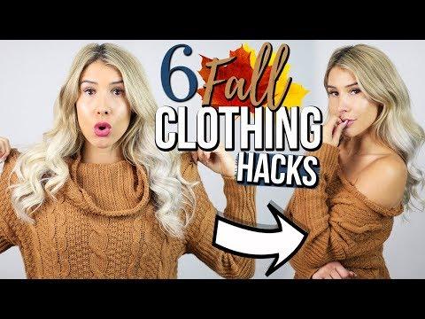 6 есенни модни трика за всяко момиче