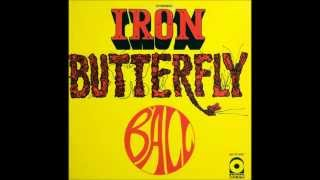 Iron Butterfly - Ball [Full Album]