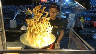 Malaysia Street Food KL Wednesday Night Market