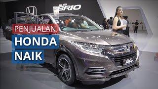 Honda Catat Kenaikan Penjualan Mobil di Tengah Krisis Ekonomi akibat Pandemi Covid-19