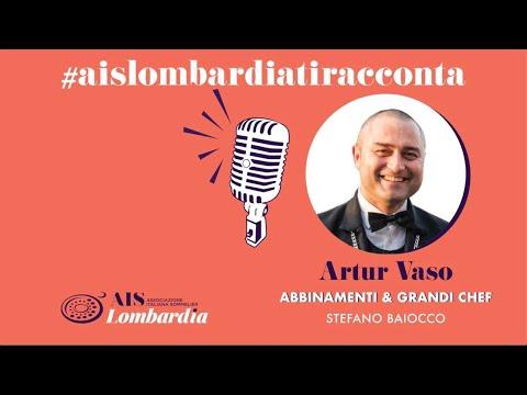 #aislombardiatiracconta | Abbinamenti & Grandi Chef - Stefano Baiocco