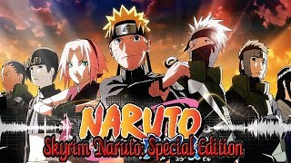 | Skyrim Naruto Mod | Special Edition - E9: The Fifth Great Ninja War!!!