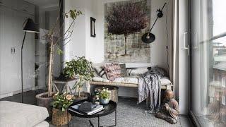 Classic Chic • Scandinavian Apartment Tour | Interior Design