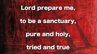 Sanctuary, Instrumental with lyrics