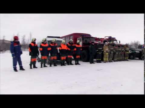 Всероссийские командно-штабные учения по отработке вопросов ликвидации природных пожаров и обеспечения безаварийного пропуска весеннего половодья