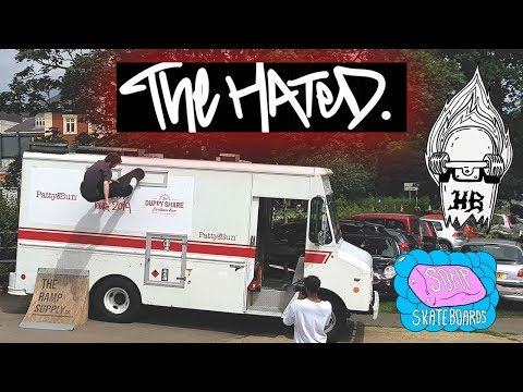The Hated Tour 2019 | Chelmsford Skate Jam | Ft. Hotbox & Soap Skateboards