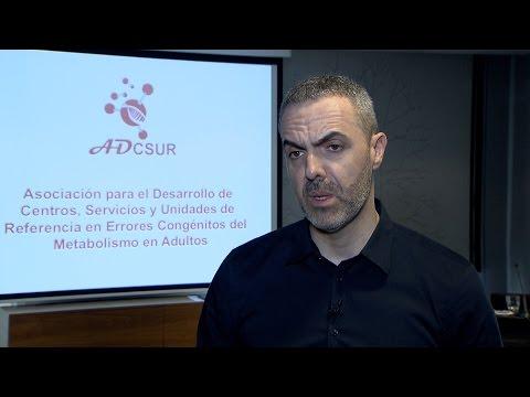 La presentación de ADCSUR, en prensa