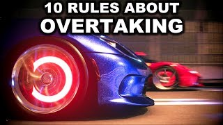 Racing games - Lesson about Attack/Defense