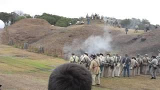 Fort fisher reenactment 7 - Video Youtube