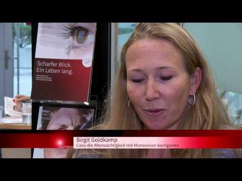 Die Behandlung der Thrombose des Zweigs der Netzhaut des Auges