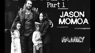 Jason Momoa & Lisa Bonet ♡ Beautiful Momoa family (ohana) Part 1