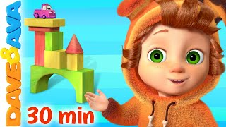 Dave and Ava - Nursery Rhymes and Baby Songs